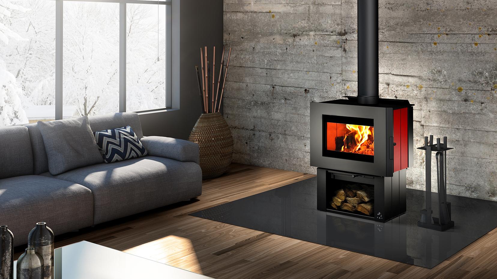 soho wood fire osburn
